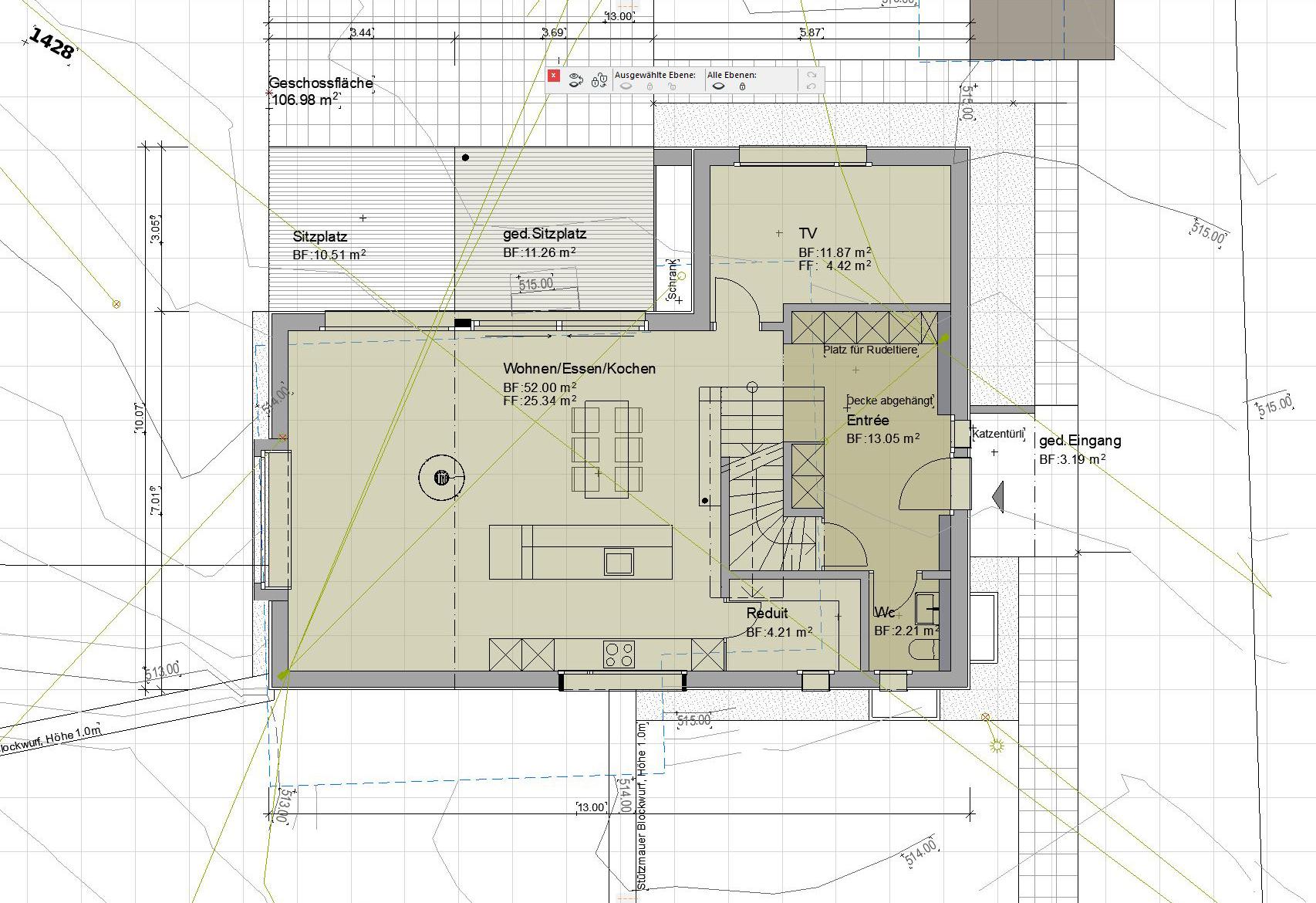 Comment Naît Une Maison Renggli Conception Architecture Part 1