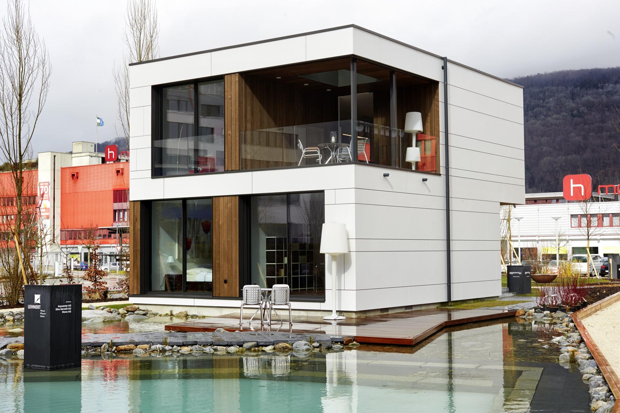 modulbauten renggli ag. Black Bedroom Furniture Sets. Home Design Ideas