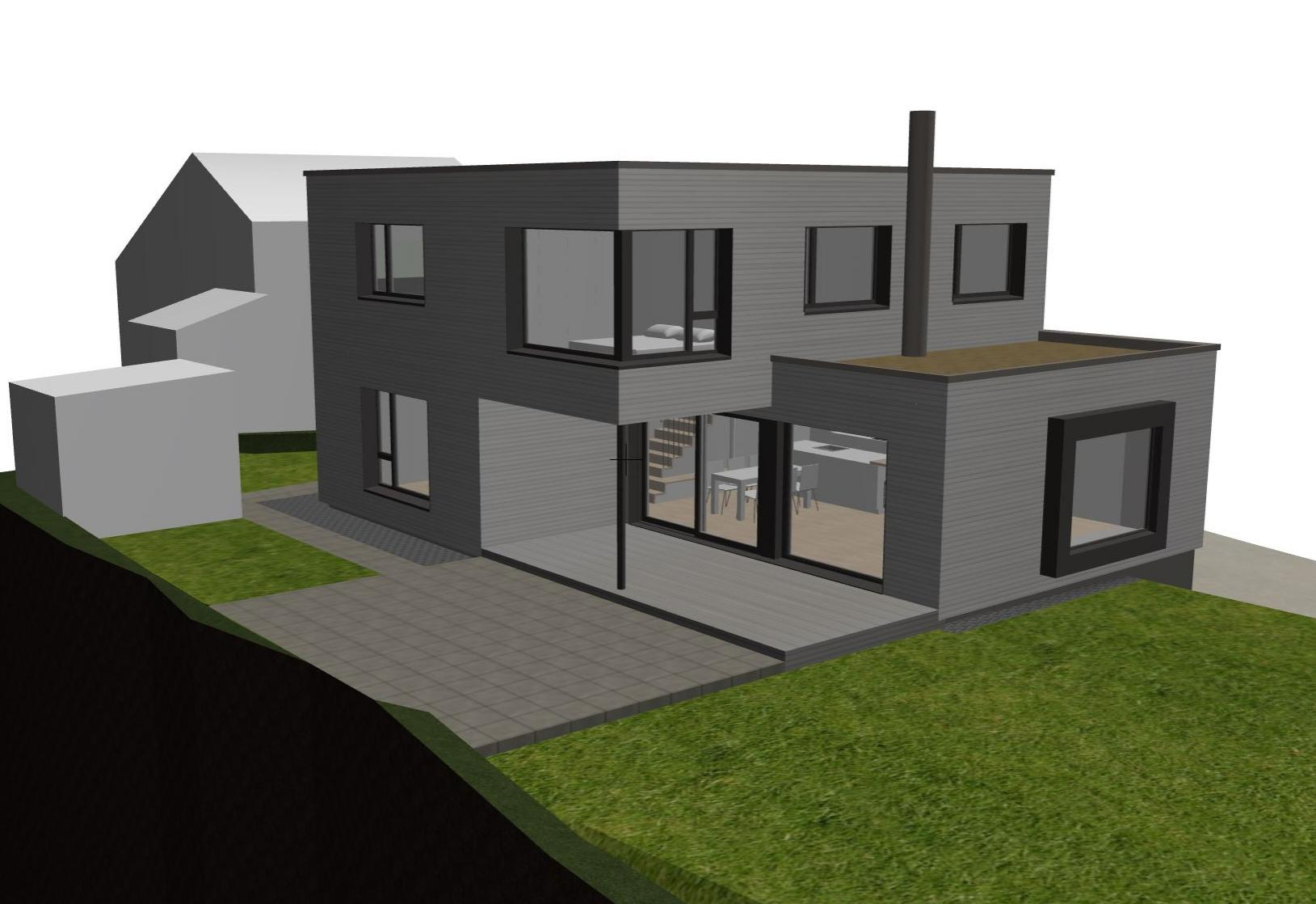 So entsteht ein Renggli-Haus: Entwurf, Teil 1 von 4 | Renggli-Fachblog