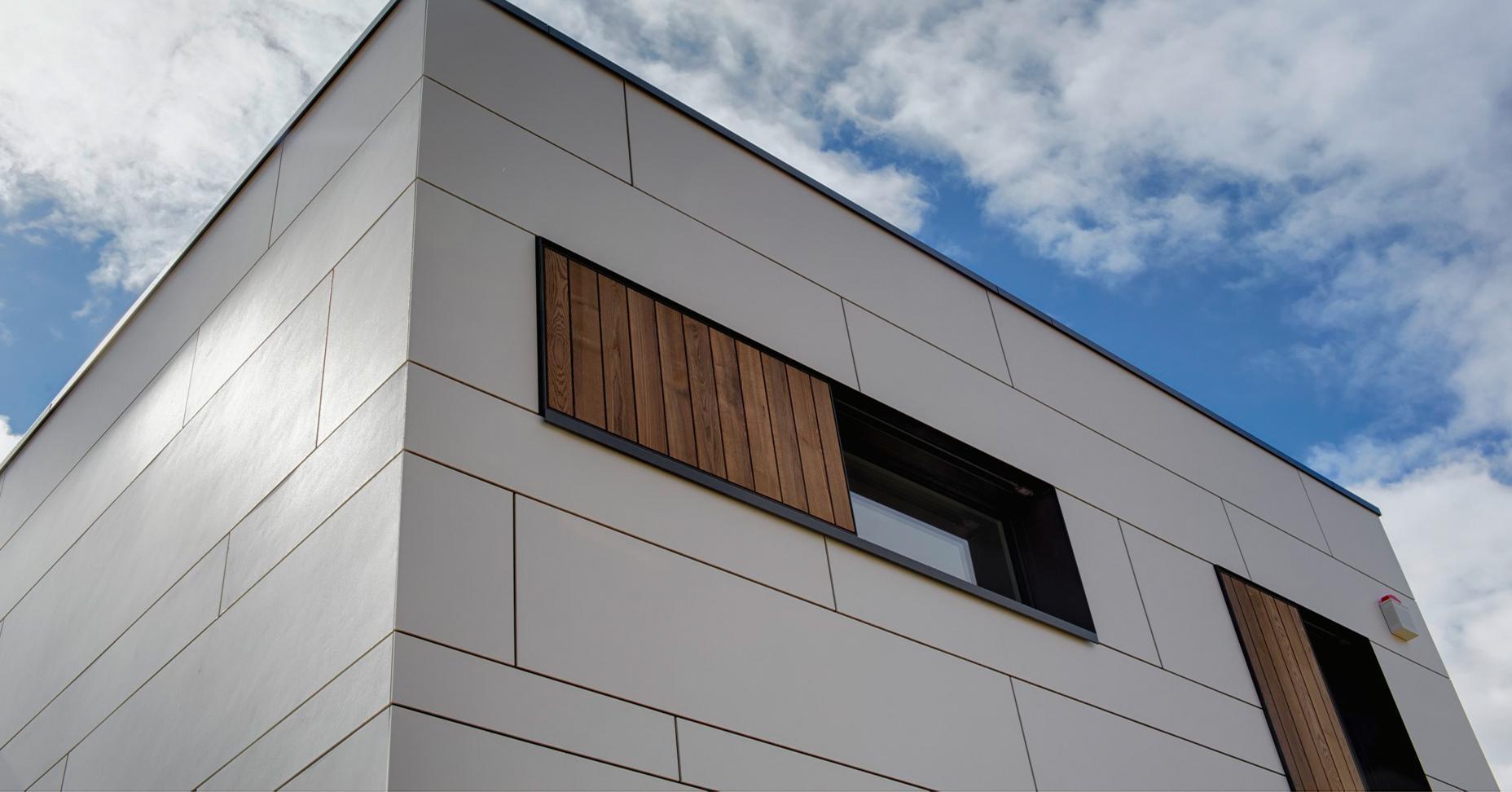 Gut bekannt Unsichtbar befestigte Fassadenelemente | Fachblog Renggli PN78