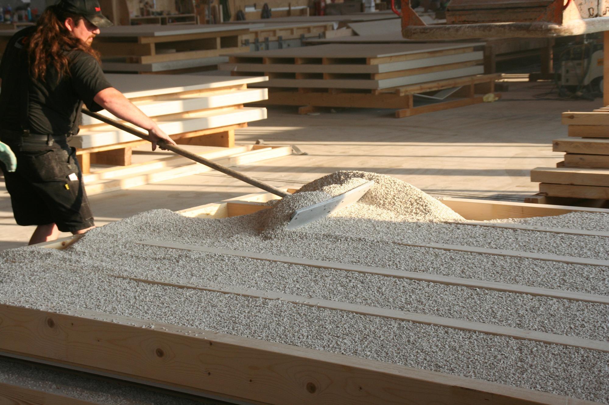 isolation phonique plancher bois etage. Black Bedroom Furniture Sets. Home Design Ideas
